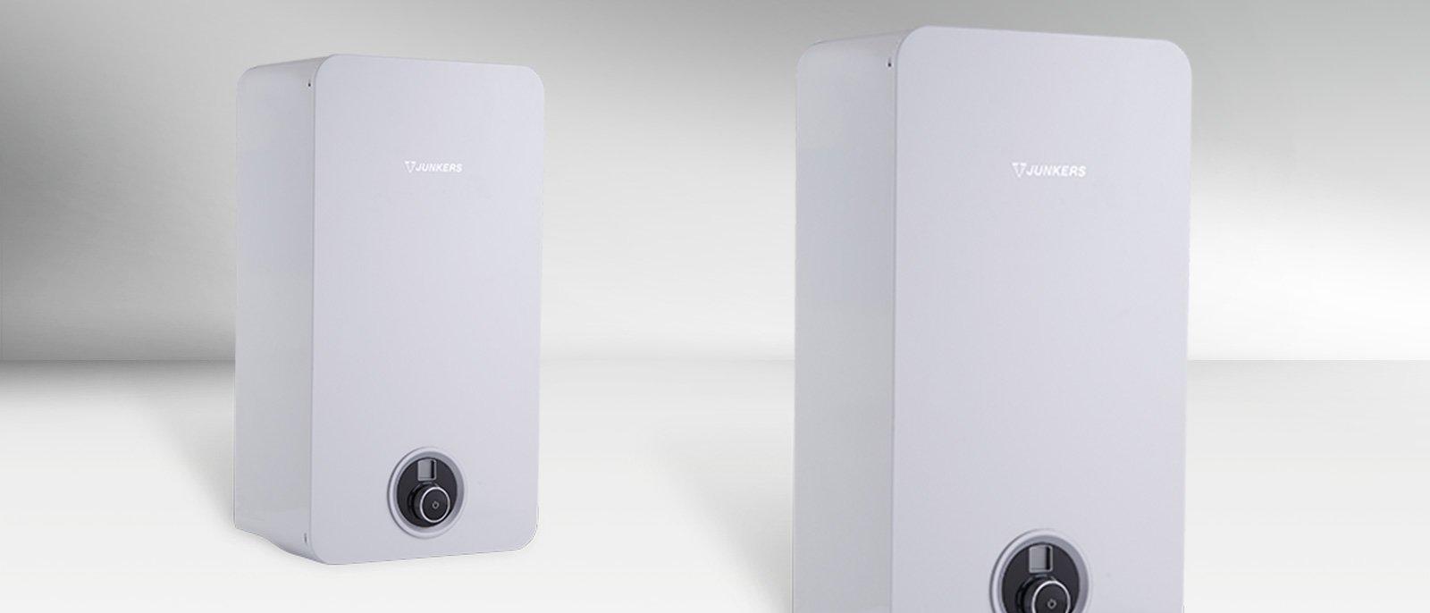 Esquentadores termostáticos ventilados