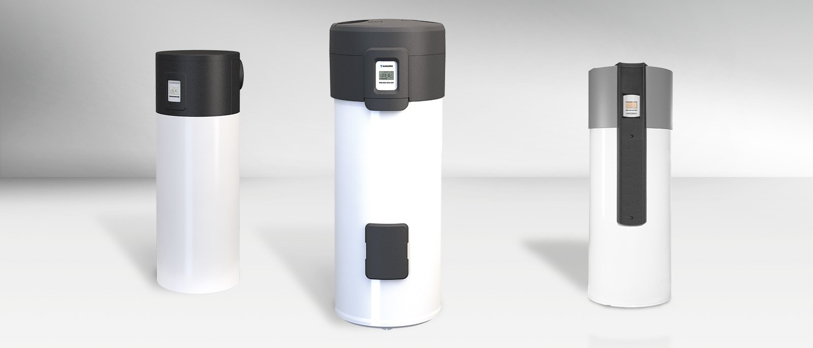 Bombas de calor para produção de água quente