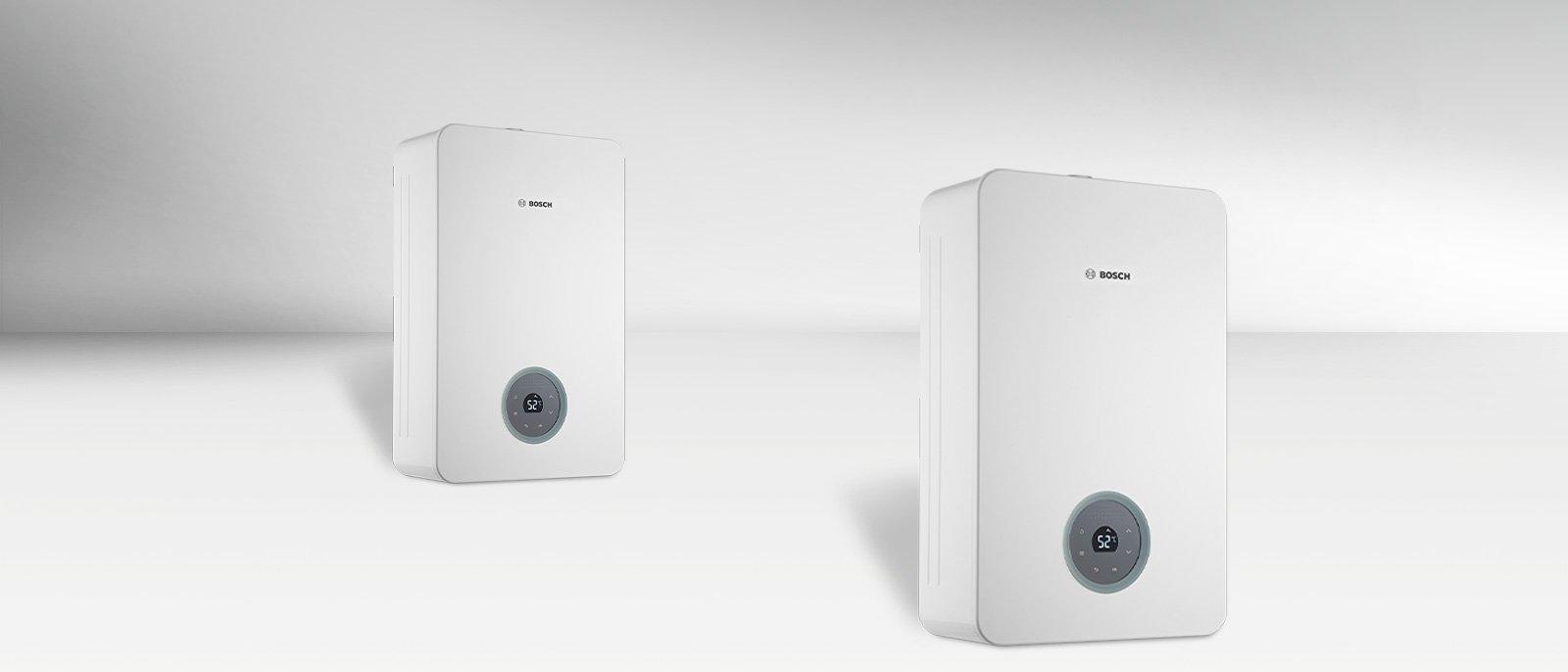 Esquentadores Termostáticos ventilados / estanques
