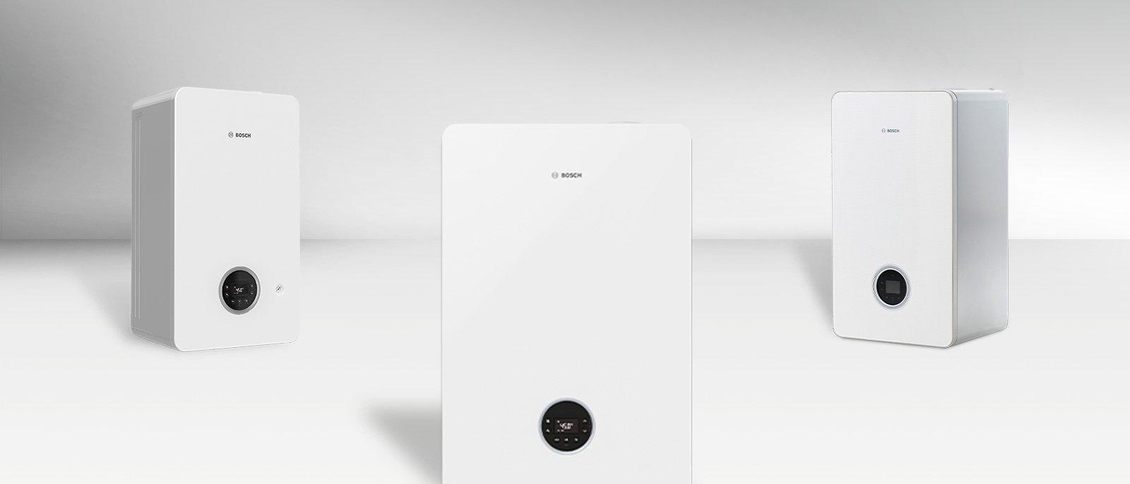 Caldeiras murais de condensação